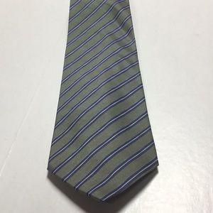 Perry Ellis Stripe Tie